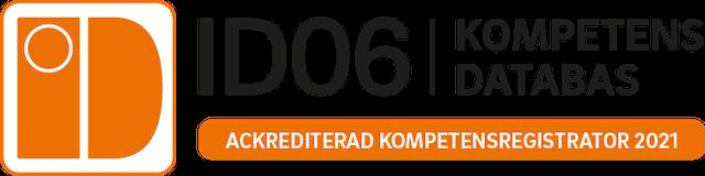ID06 Kompetensdatabas logga